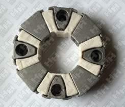 Эластичное соединение (демпфер) для колесный экскаватор HITACHI ZX140W-3 (4669098, 4654933, 4654851, 4671692)