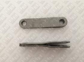 Рычаг шарнира распределительной плиты для экскаватор колесный HITACHI ZX190W-3 (9724756)