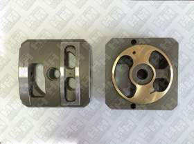 Распределительная плита для экскаватор колесный HITACHI ZX210W (2036795, 2036786)
