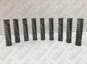 Комплект пружинок (9шт.) для экскаватор гусеничный HITACHI ZX520-5 (0451016)
