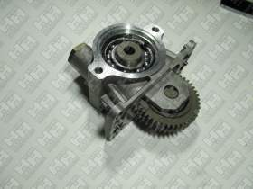 PTO BOX для колесный экскаватор HYUNDAI R140W-7A (XJBN-00926, XJBN-00828)