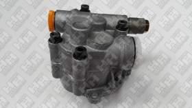 Шестеренчатый насос для колесный экскаватор HYUNDAI R140W-7A (XJBN-00923, 31N5-30020, 31Q5-30020)