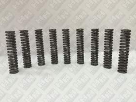 Комплект пружинок (9шт.) для гусеничный экскаватор HYUNDAI R370LC-7 (XJBN-00541)