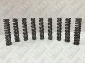 Комплект пружинок (9шт.) для экскаватор гусеничный HYUNDAI R4500LC-7 (XJBN-00541)