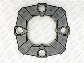 Эластичное соединение (демпфер) для экскаватор колесный JCB JS130W ()