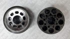 Блок поршней для гусеничный экскаватор VOLVO EC135B (VOE14508516, VOE14508522)