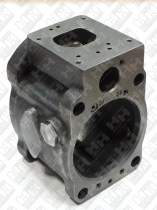 Корпус гидронасоса для экскаватор гусеничный VOLVO EC360B LC (SA8230-32160, SA7223-00290)