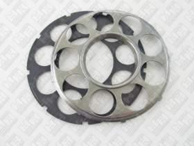 Прижимная пластина, пружина для гусеничный экскаватор VOLVO EC480D (VOE14529771, VOE14529772)